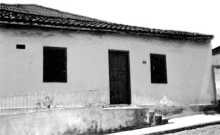 A humilde casa onde residiu Nhá Chica, em Baependi (MG)