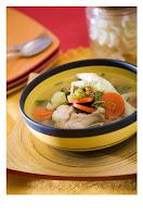 Resep Mudah Sup Ayam Jagung Manis