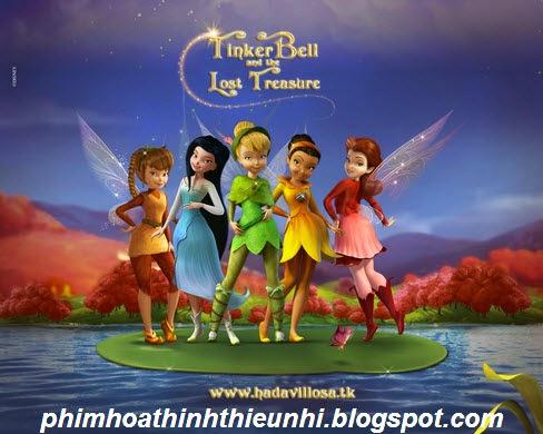 phim hoạt hình Tinker Bell và Kho Báu Thất Lạc