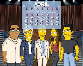 calendario_los_simpson_abril