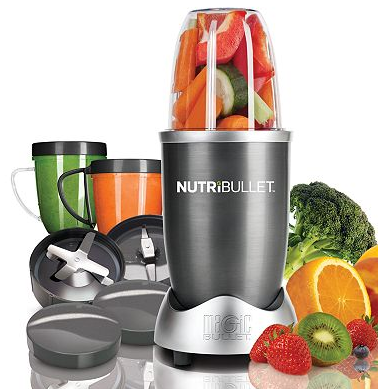 NutriBullet SuperFood Nutrition Extractor & Blender = $84.99 + FREE ...