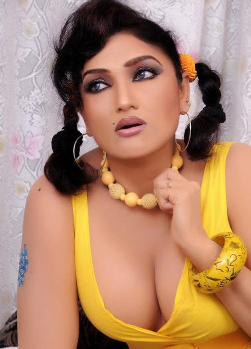 ramya sri stunning shoot hot images