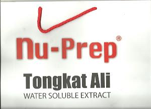 Tongkat Ali Nu-Prep100,paten US,EU kos rendah TANPA IVF(Isu 'penetration,kualiti sperma' TIADA)