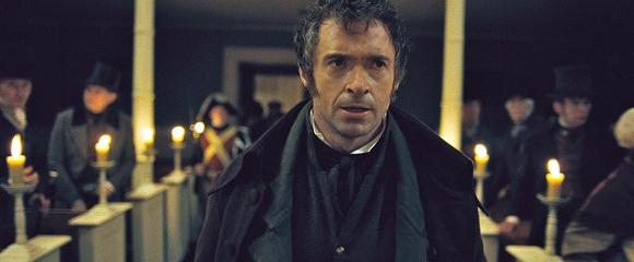 Hugh Jackman em OS MISERÁVEIS (Les Miserábles)