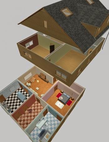 3d Models - Home One Bundle