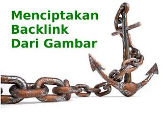 menciptakan backlink dari gambar
