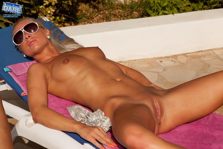 bikini dare wife