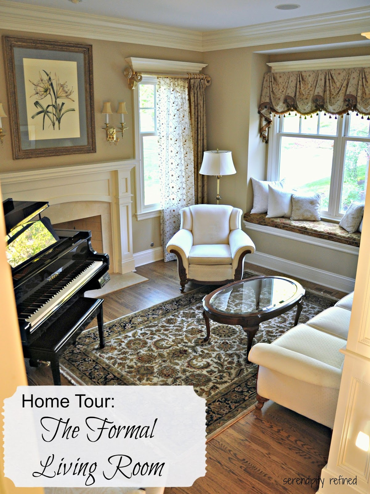 Serendipity refined blog house tour for The tuxedo house