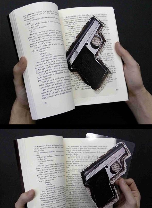 Creative Bookmark Design : Cool bookmarks and creative bookmark designs part