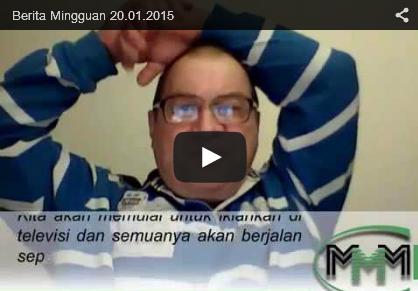 Berita Mingguan MMM Mavrodi Indonesia Tanggal 20 Januari 2015