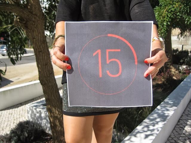 """Fomos para a rua com o """"15"""""""