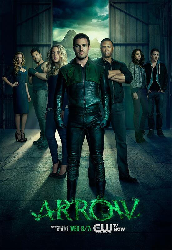 Poster de Arrow (2ª Temporada)
