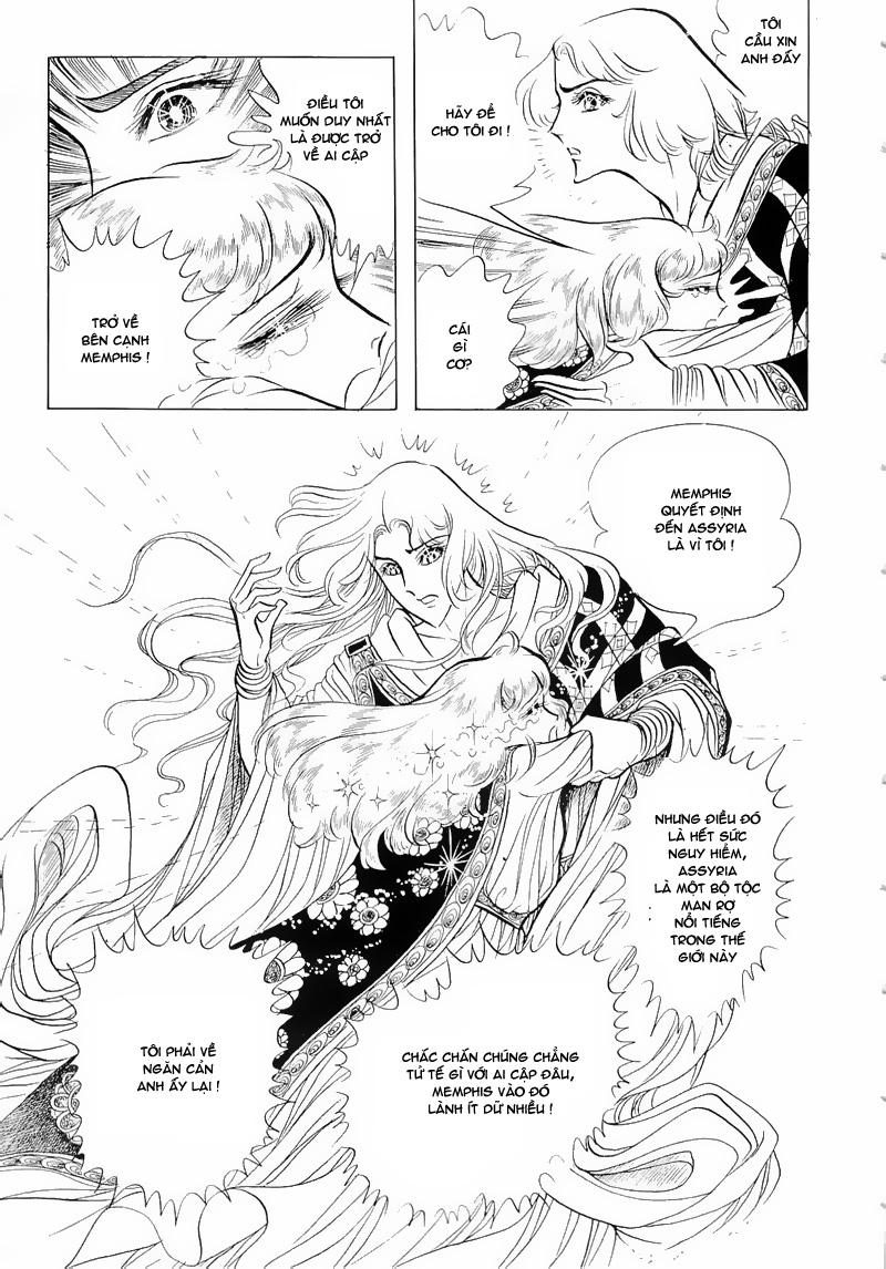 Nữ Hoàng Ai Cập-Ouke no Monshou chap 54 Trang 5 - Mangak.info
