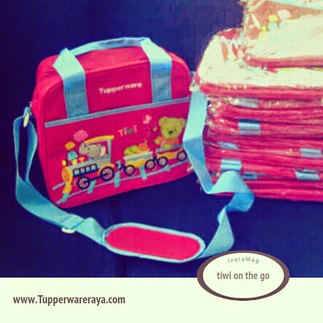 Promo Tupperware | Tas Replika Tupperware Tiwi On The Go