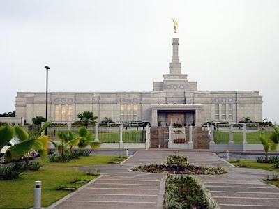 Mormon Temple, Suva