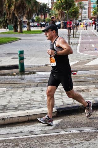 Marató de Valencia Km 35