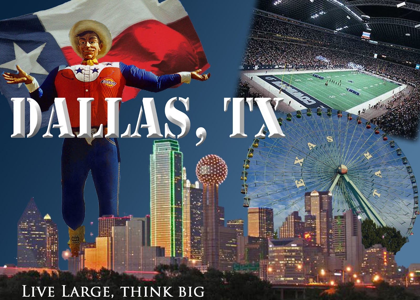 North Dallas -- The Real Texas Starts Here 