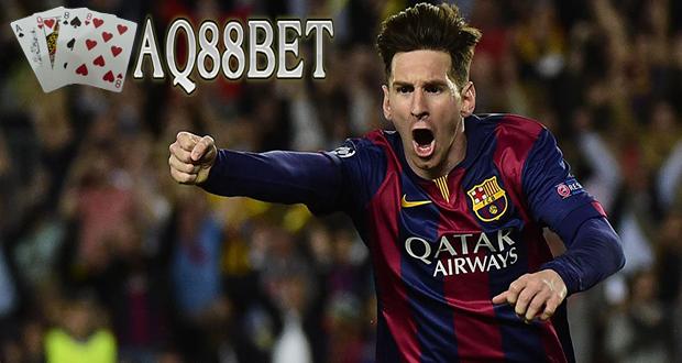 Agen Bola AQ88bet - Pemain bintang asal klub raksasa Barcelona, Lionel Messi mencatatkan banyak rekor dalam melewati usianya yang ke-27. Tetapi hingga di hari ulang tahunnya yang ke-28, hari ini (Rabu (24/6), tercatat ada 3 rekor individual fantastis yang ditorehkan Lionel Messi.