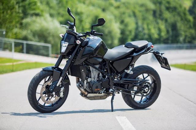 KTM Duke 690 2016