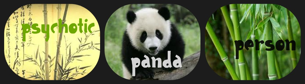Psychotic Panda Person