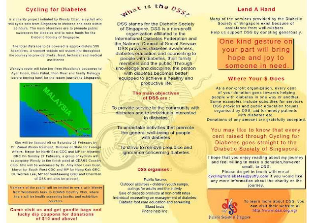 Brochure About Diabetes2. Brochure About Diabetes