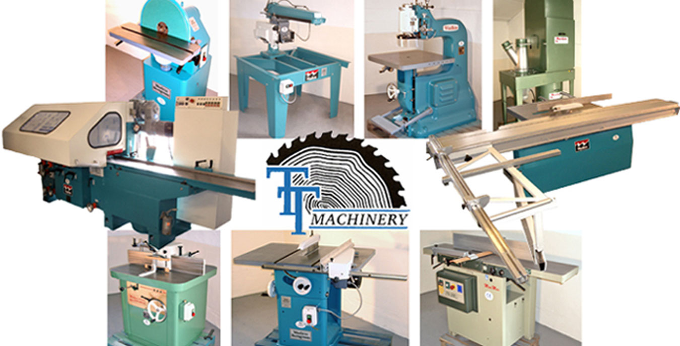 Biken Shrestha: Used Woodworking Machinery