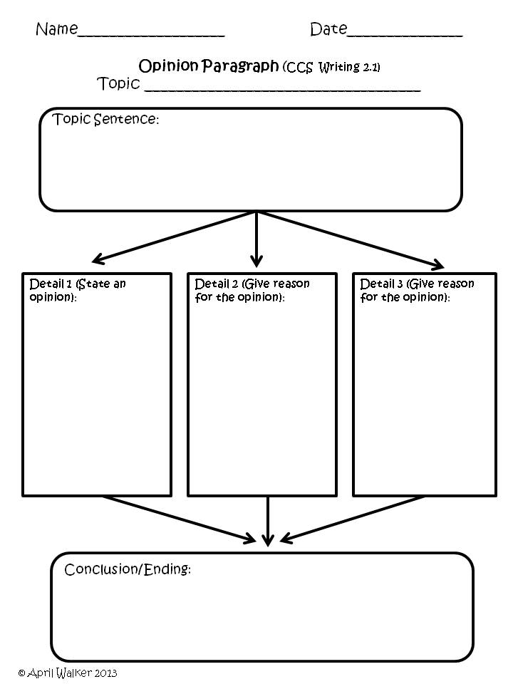 writing a paragraph graphic organizer Graphic organizers for opinion writing  i introduced our oreo graphic writing organizer  the organizers made putting their thoughts into a clear paragraph with.