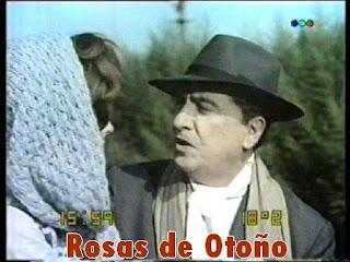 Hugo del Carril - Rosas de otoño, canciones de la película Amalio Reyes, un hombre