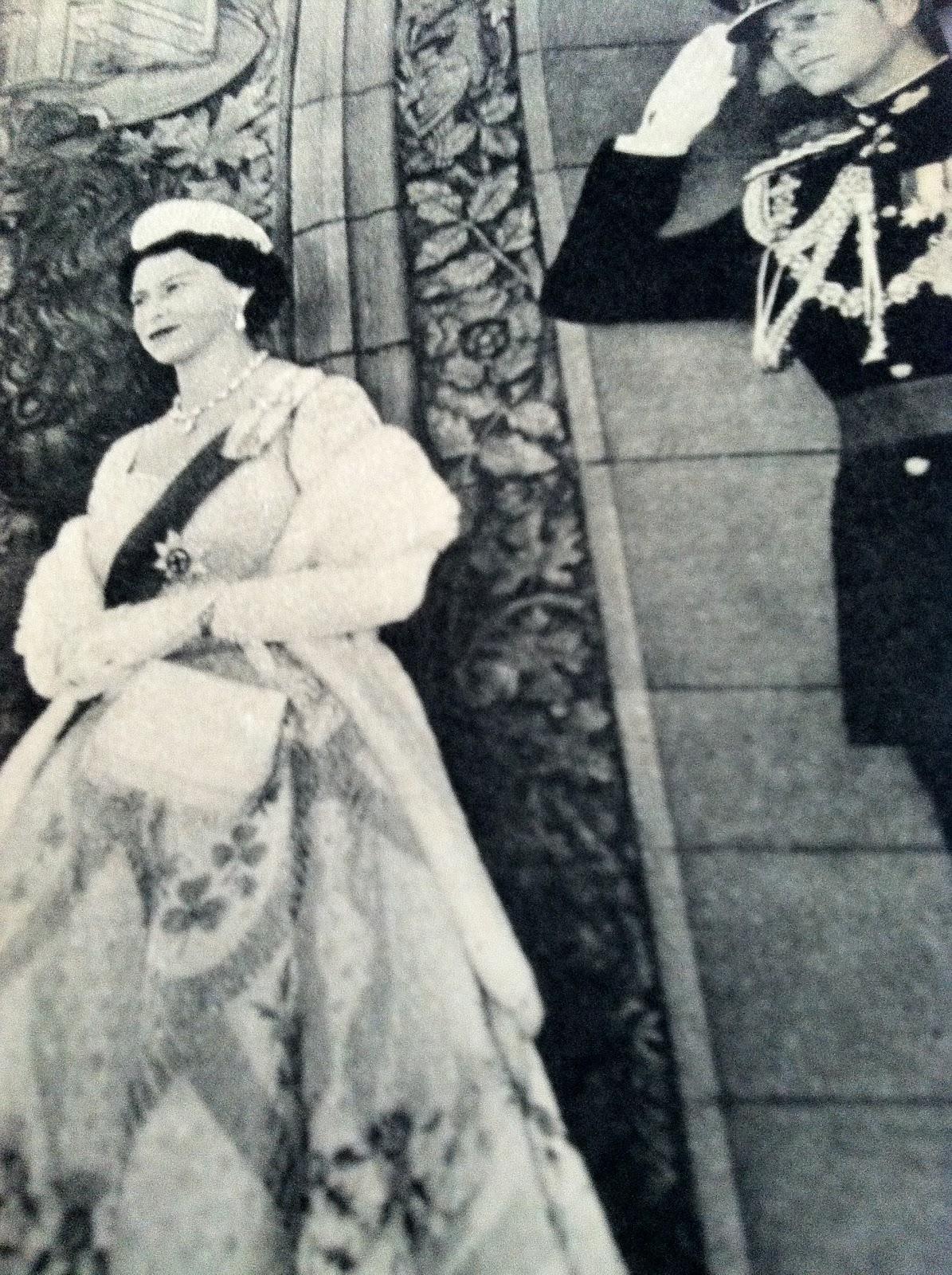 dronning elisabeth hunde