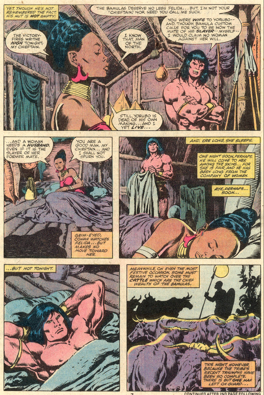 Conan the Barbarian (1970) Issue #102 #114 - English 6