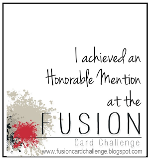 Fusion Challenge Honorable Mention!