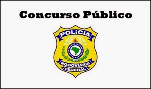 Concurso Polícia Rodoviária Federal