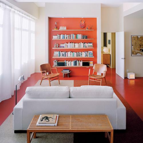 C mo decorar con el color naranja ideas para decorar - Como conseguir color naranja ...