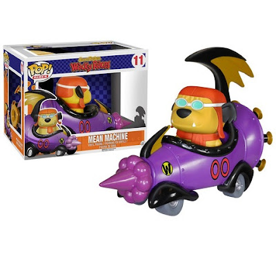 Hanna-Barbera Mean Machine Pop! Ride with Muttley Pop! Vinyl Figure by Funko