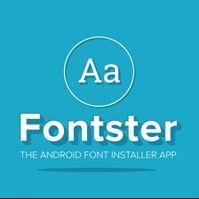 fontstar front installer apk,android front changer