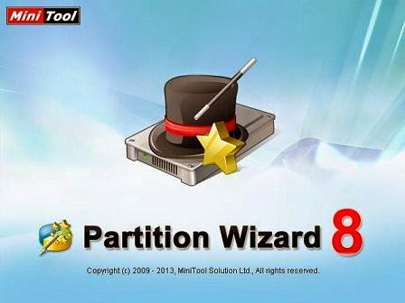 Permalink to MiniTool Partition Wizard 8.1 Pro Full Serial Number [RGhost]