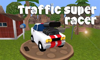 Screenshots of the Traffic super racer for Android tablet, phone.