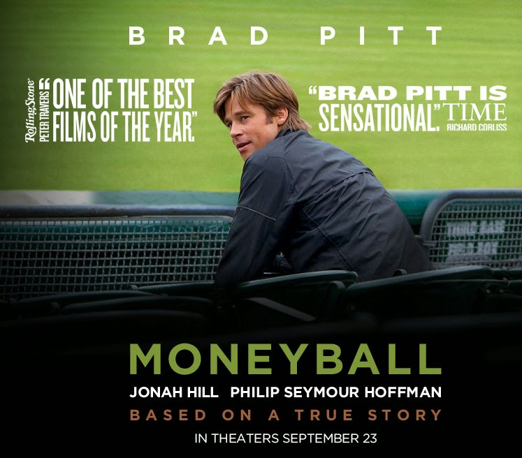 Moneyball (2011) ταινιες online seires xrysoi greek subs