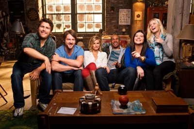 Happy Endings – absolute Serienempfehlung