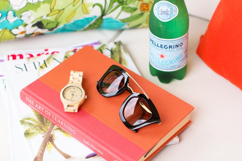 jord wood watch, #jordwatch, prada inspired sunglasses