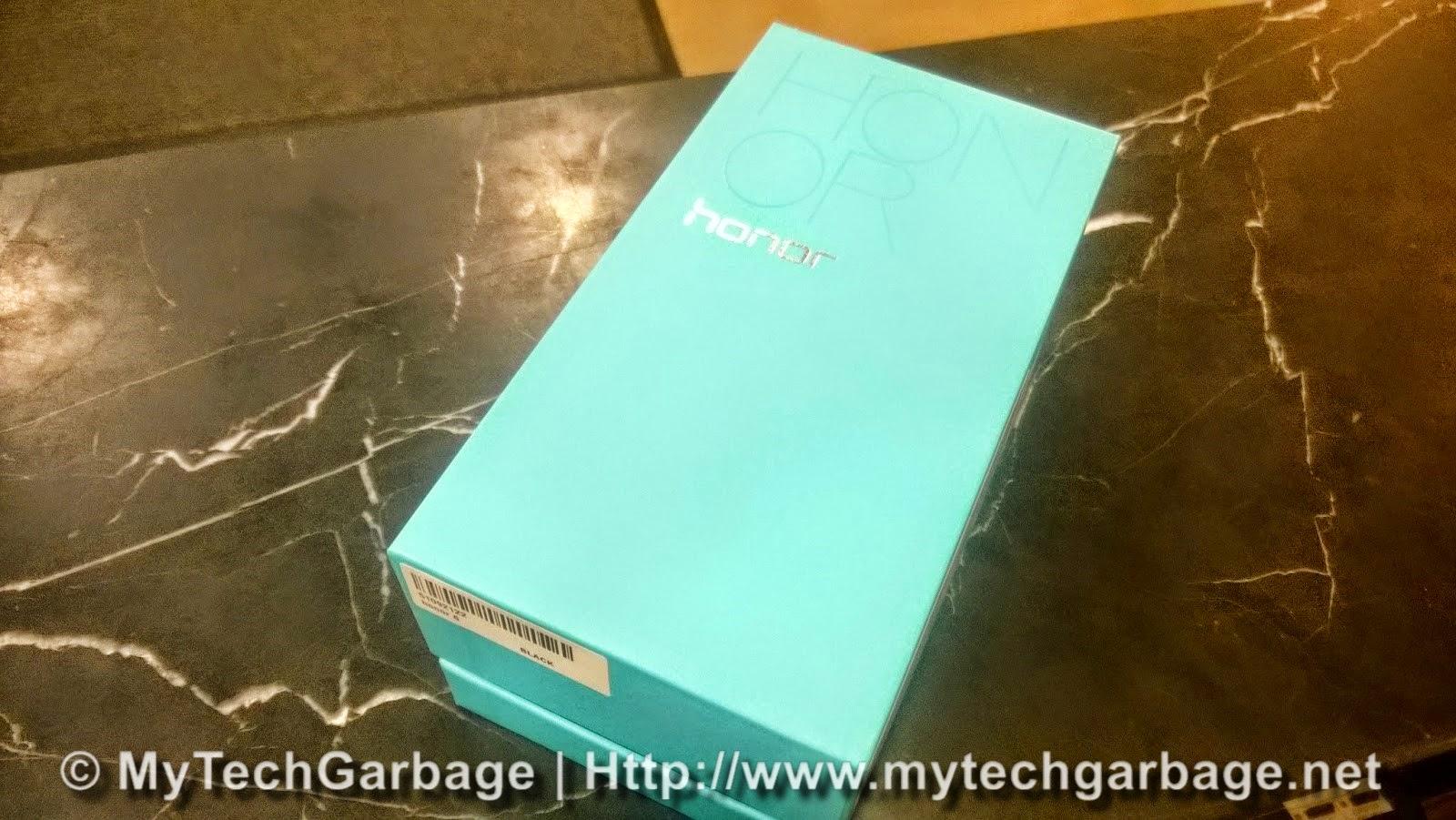 Honor 6 box