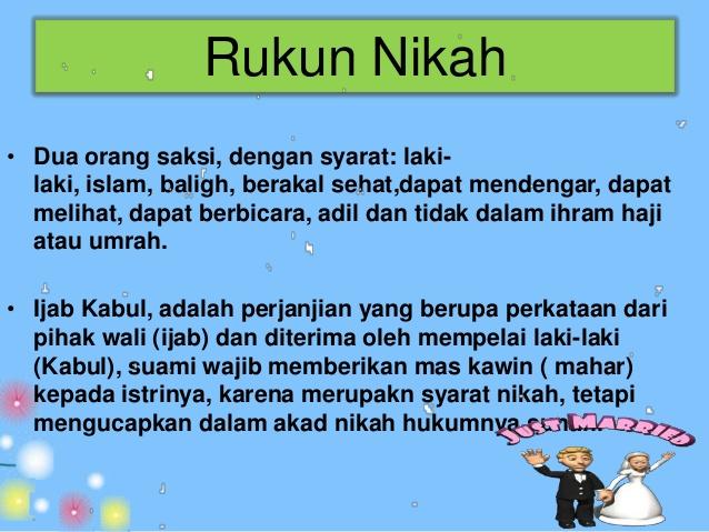 Rukun Nikah Lessons Tes Teach