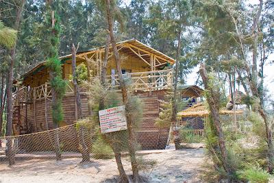 MTDC Tarkarli boat house
