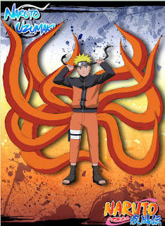 Naruto ekor 9 photos