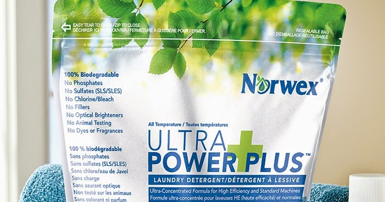 Simply Clean With Tia: Alternate uses for Norwex Ultra Power Plus Laundry Detergent