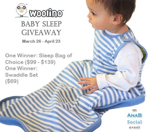 Woolino+Baby+Sleep+large Woolino Baby Sleep Giveaway (March 26th   April 23rd)