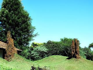 Ruínas da Redução Jesuítica de Santiago, Paraguai