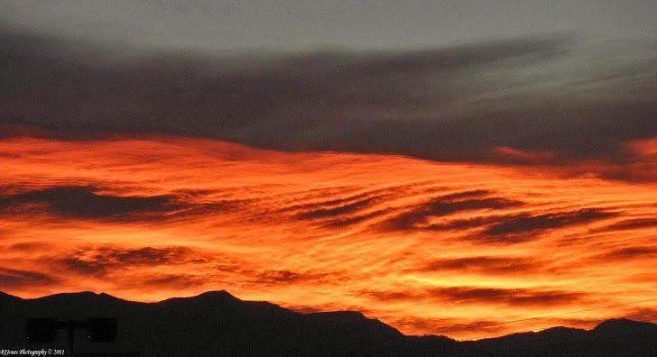 Sizzling Sunrise