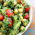 Ensalada de Quinoa para dieta antidiabética
