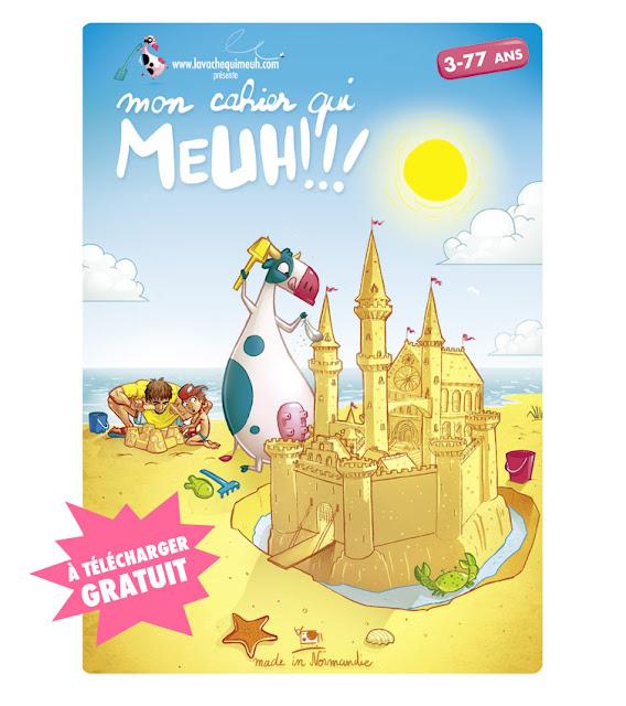 cahier de vacances en téléchargement libre